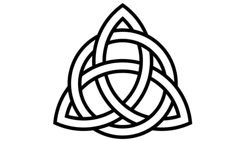 кельтские узоры часть 1 Cg Magazine