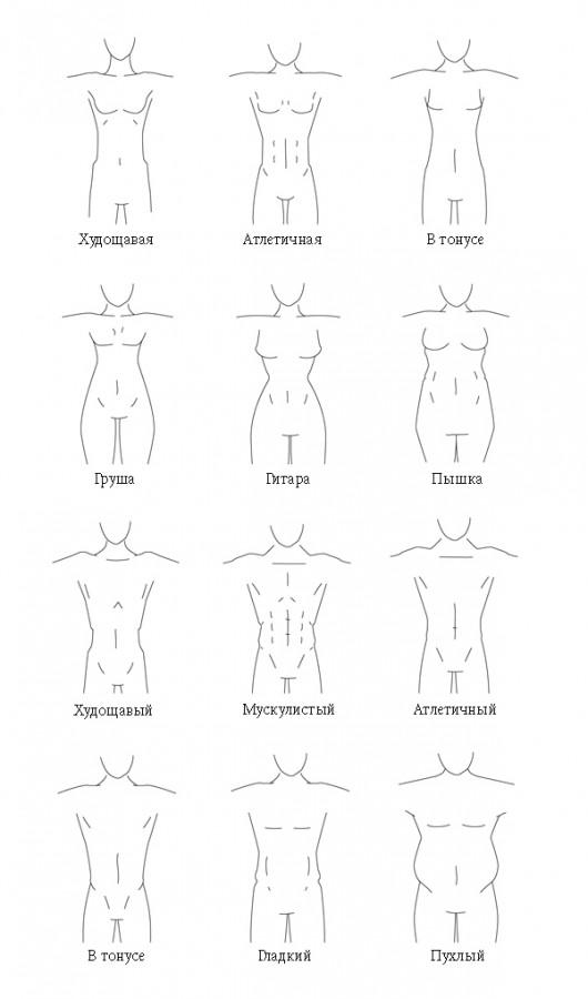 Как рисовать человека в движении фото